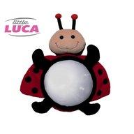 Little Luca - Oglinda auto supraveghere copii Buburuza