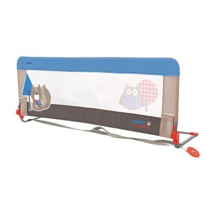 Olmitos - Protectie pat rabatabila pentru somiera adancita 150 cm Forest Friends