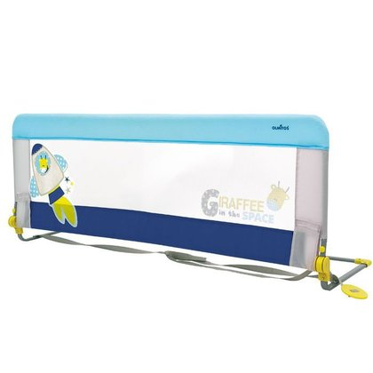 Olmitos - Protectie pat rabatabila pentru somiera adancita 150 cm Space