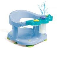 Olmitos - Scaun baie bebe cu stropitoare si jucarii albastru