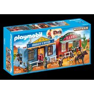 Playmobil - Orasul din vestul salbatic