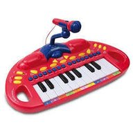 Bontempi - Orga electronica cu 18 clape si microfon