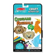 Melissa & Doug Origami Animale Colorate