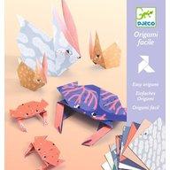 Djeco - Origami Familii de animale