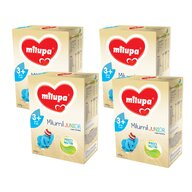 Milupa - Pachet 4 x Lapte praf Milumil Junior 3+, 600g, 3ani+
