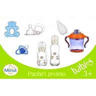Minut Baby - Pachet promo 1 babies 3+