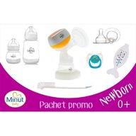 Minut Baby - Pachet promo 2 newborn 0+