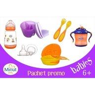 Minut Baby - Pachet promo 5 babies 6+