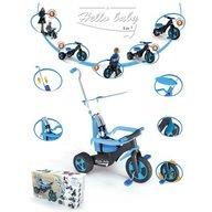 Palau - Tricicleta copii 5 in 1 transformabila in bicicleta fara pedale