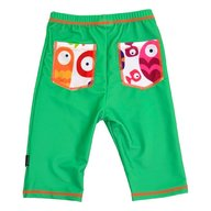 Swimpy - Pantaloni de baie Funny Fish , protectie UV , marime 110-116