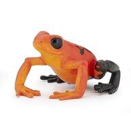 Papo - Figurina Broasca ecuatoriala rosie