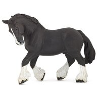 Papo - Figurina Cal negru rasa Shire