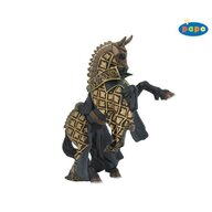 Papo - Figurina Calul cavalerului taur