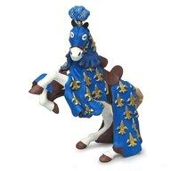 Papo - Figurina Calul printul Filip (albastru)