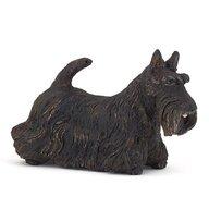 Papo - Figurina Catel Scottish Terrier negru