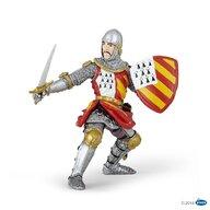 Papo - Figurina Cavaler in turnir