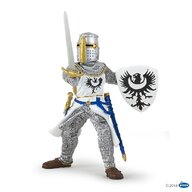 Papo - Figurina Cavaler negru cu sabie