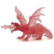 Papo - Figurina Dragonul de rubin