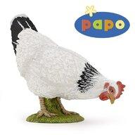 Papo - Figurina Gaina alba Pecking