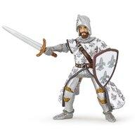 Papo - Figurina Printul Filip alb