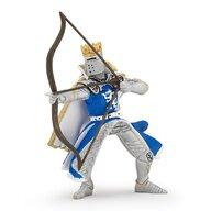 Papo - Figurina Rege Dragon cu arc si sageti