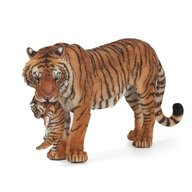 Papo - Figurina Tigru cu pui