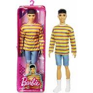 Mattel - Papusa Barbie Fashonista , Baiat, Cu pulover supradimensionat