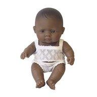 Miniland - Papusa bebelus fetita latinoamericanca 21 cm