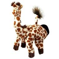 Beleduc - Papusa de mana Girafa