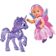 Simba - Papusa  Evi Love Unicor Friend 12 cm cu unicorn