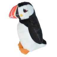 WILD REPUBLIC - Jucarie din plus interactiva Papagal de mare - Atlantic Puffin , Cu sunet