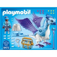 Playmobil - Pasarea Phoenix a iernii