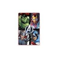 SunCity - Paturica Avengers din Poliester, 150x100 cm