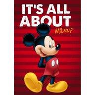 Star - Paturica copii Mickey Red