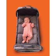 Bizzi Growin - Patut compact bebelusi tip geanta pentru calatorii