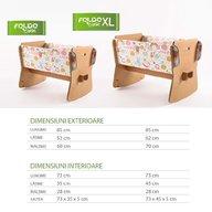 Foldo - Patut pentru copii Bebe XL