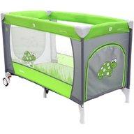 Coto Baby - Patut pliabil cu doua nivele Samba Plus , Verde