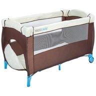Kidscare - Patut pliabil cu etaj superior si masa de infasat