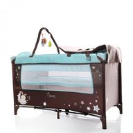 Moni - Patut pliant bebe Sleepy New , Blue