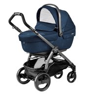 Peg Perego- Carucior 3 in 1 Book Plus 51 Black Sportivo Geo