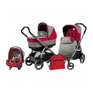 Peg Perego Carucior 3 in1 Book Plus 51 Black Pop-Up