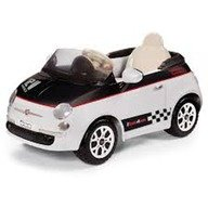 Peg Perego - Fiat 500 12V White/Black