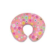 Chicco - Perna alaptare  Boppy 4 in 1, Cover Wild Flowers