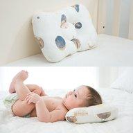 Bambinice - Perna bebelusi Comfy, Alb/Gri/Galaxy