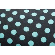 Womar - Perna pentru gravide si alaptat Comfort Exclusive 160 cm cu poliester, Gri inchis, Turcoaz