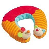 Brevi Soft Toys - Perna suport gat Soricel, Pisica