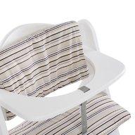 Hauck - Pernita deluxe pentru scaunele de masa, Multicolor, Beige