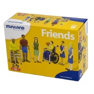 Miniland - Persoane cu handicap set de 6 figurine