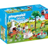 Playmobil - Petrecere in gradina