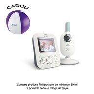 Philips Avent Monitor video digital pentru copii SCD620/52
